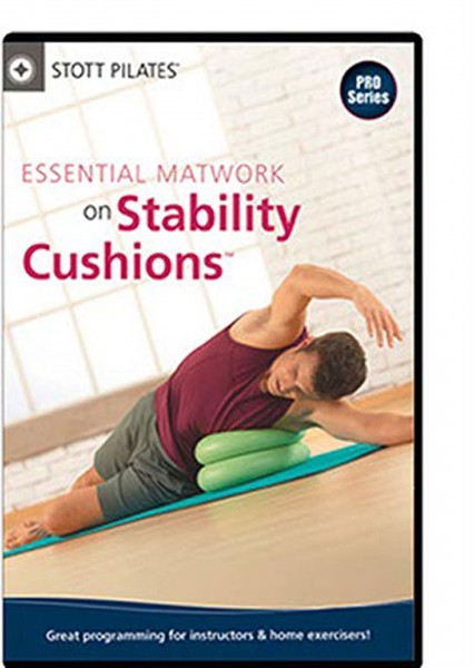 STOTT PILATES® Athletic Conditioning on Stability Cushions