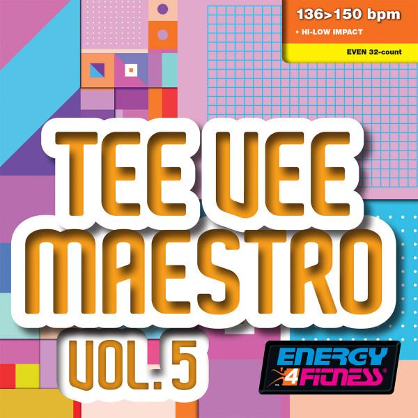 Energy4Fitness Tee Vee Maestro 05