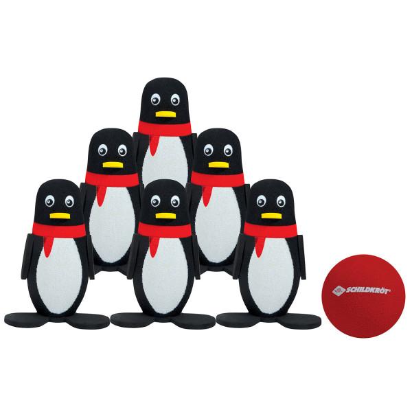 Schildkröt Pinguin Bowling Set