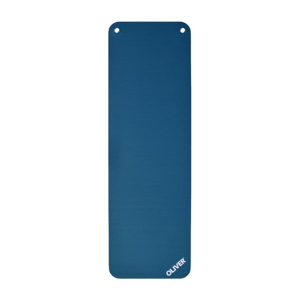 OLIVER Gymnastikmatte 180+ mit Ösen (180x60x1.5cm)