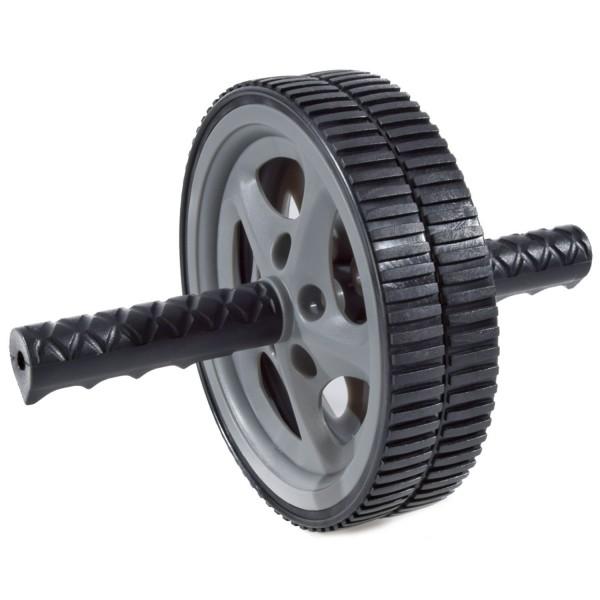 KAWANYO Bauchtrainer Duo-Wheel