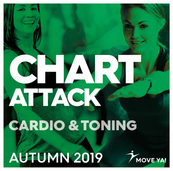Chart Attack Autumn 19 Cardio und Toning
