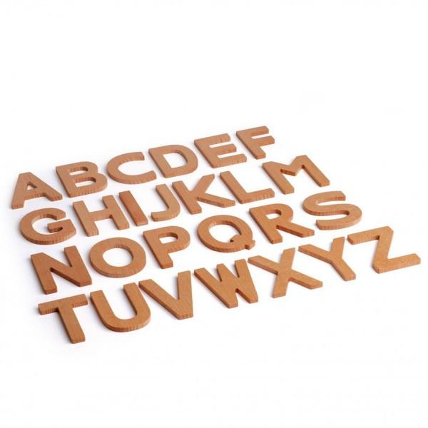 Erzi Holzbuchstaben 3D