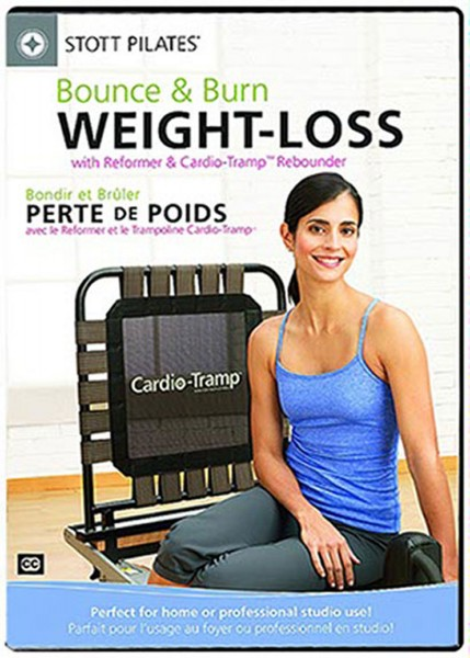 STOTT PILATES® Bounce & Burn Weight-Loss with Reformer & Cardio-Tramp