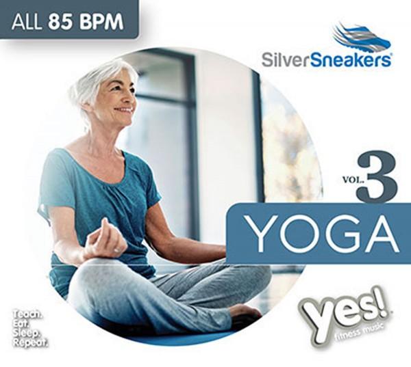 SilverSneakers Yoga Vol. 03