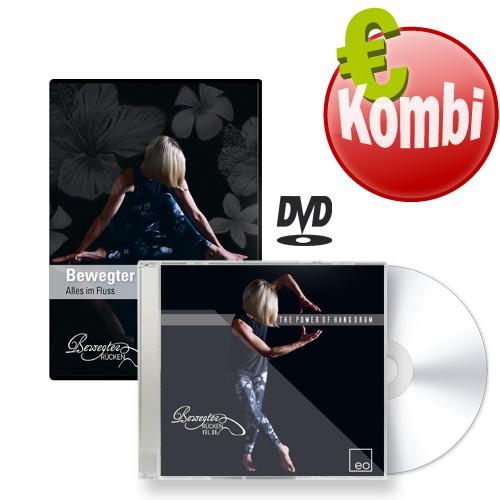 DVD & CD - Bewegter Rücken: Alles im Fluss & Vol.06
