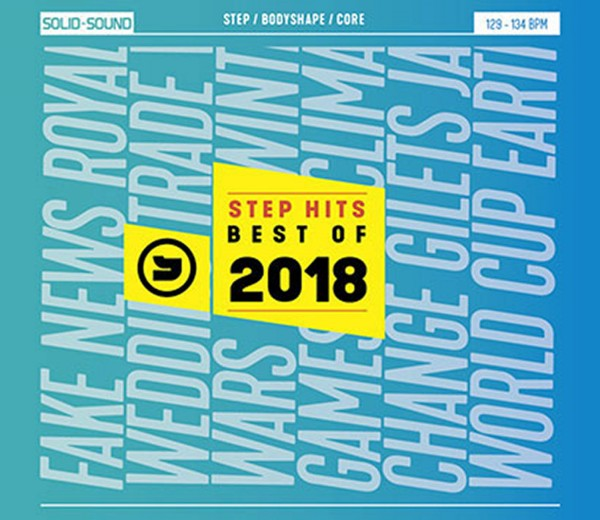 Step Hits Best of 2018