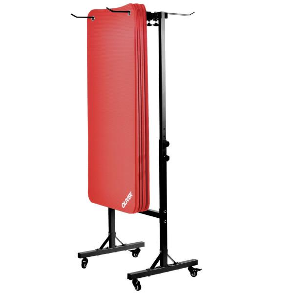 OLIVER Gymnastikmatte 140+ (140x60x1.5cm ) 10er Pack