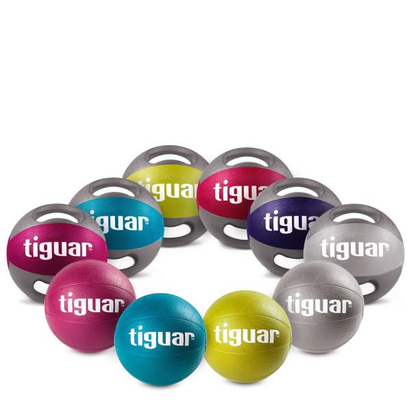 10 Tiguar Medizinbälle (1-10 kg)