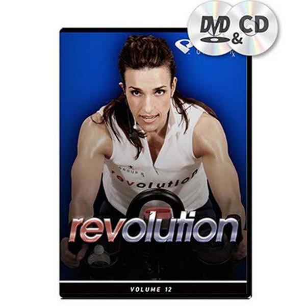 Group Rx - REVOLUTION Vol.12