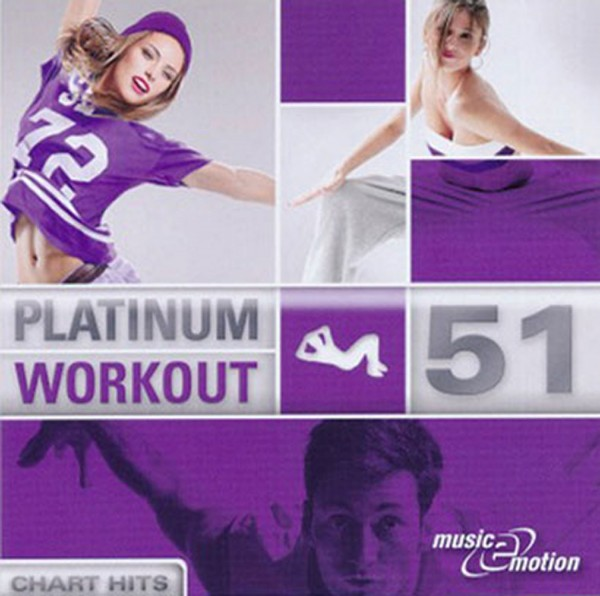 Platinum Workout 51 Chart Hits