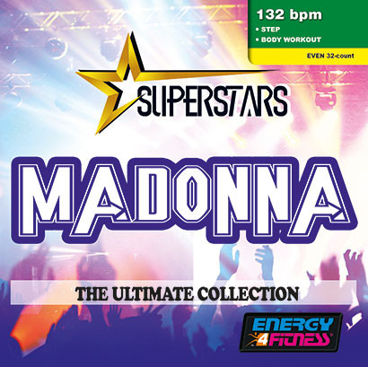 Superstar Madonna the Ultimate Collection