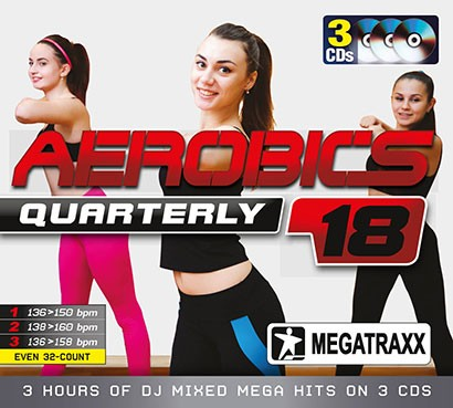 Aerobics - Quarterly 18 (3 CDs)