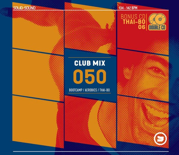 Clubmix 50 (CD1) + Thai-Bo 5 (CD2)