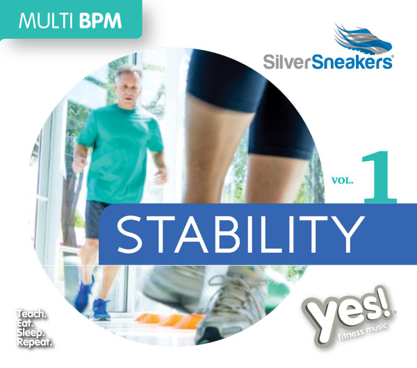 SilverSneakers Stability Vol. 1