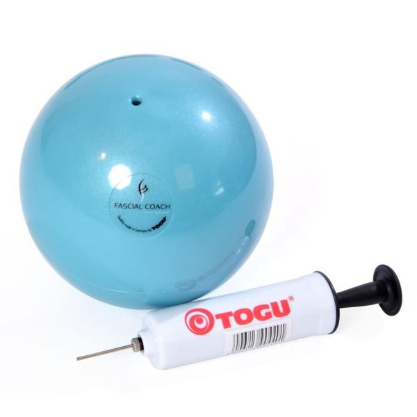 TOGU Fascial Coach Ball (incl. Pumpe)