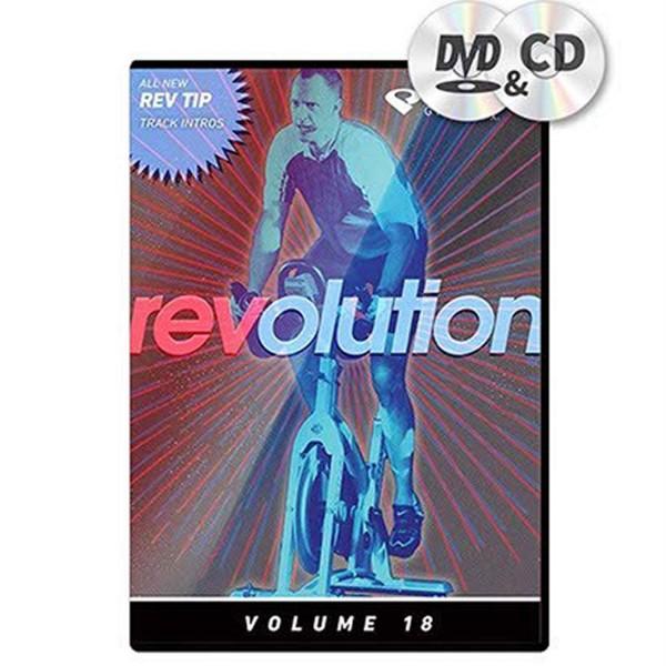 Group Rx - REVOLUTION Vol.18