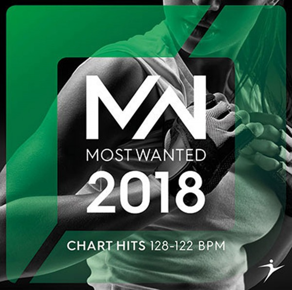 2018 Most Wanted Chart 128-122 BPM