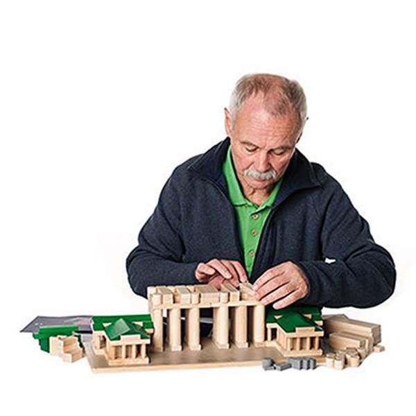 Erzi Architect Brandenburger Tor, 184 Teile