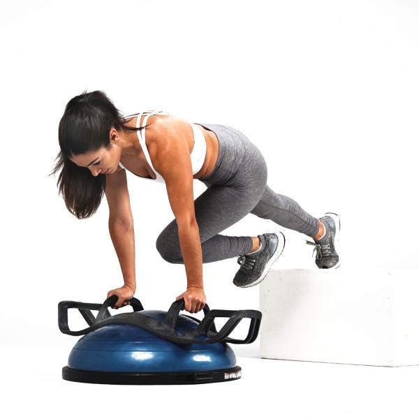 BOSU HELM & Bosu Balance Trainer Pro