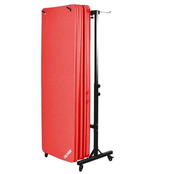 OLIVER Gymnastikmatte 180+ (180x60x1.5cm ) 10er Pack