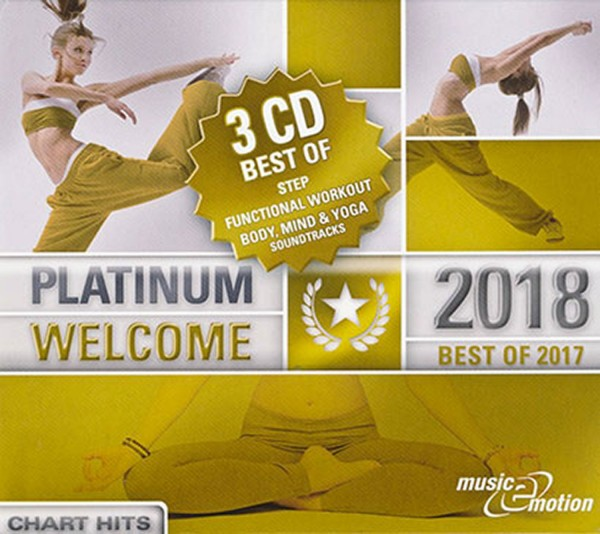 Platinum Welcome 2018 (3 CDs)