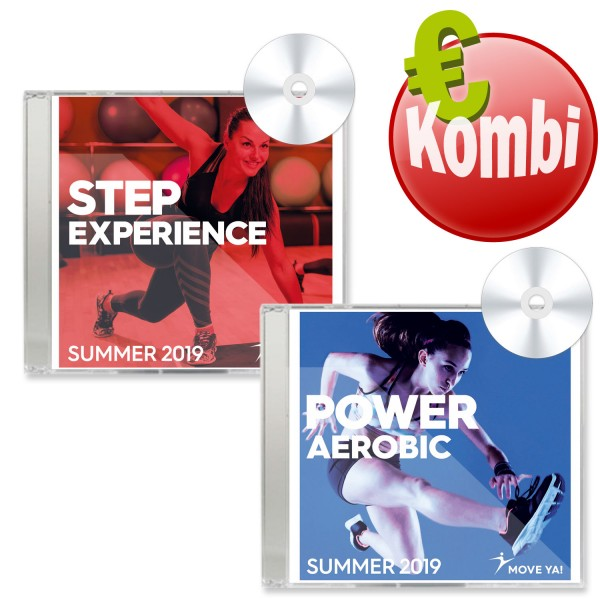 Step Experience & Power Aerobic Kombi Summer 2019