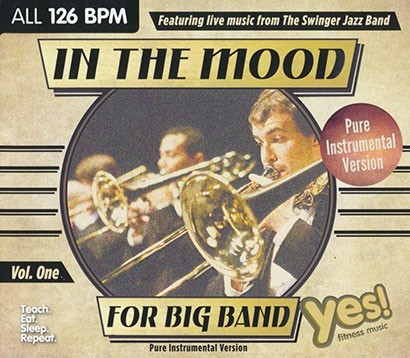 In The Mood For Big Band Vol. 1 Pure Instrumental