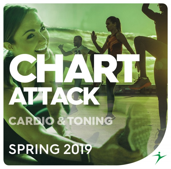Chart Attack Spring 19 Cardio und Toning