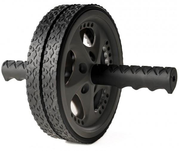 OLIVER Bauchtrainer Duo-Wheel