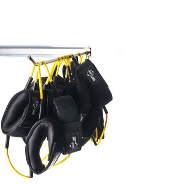 10er Paket DITTMANN Ankle-Tube gelb/ leicht