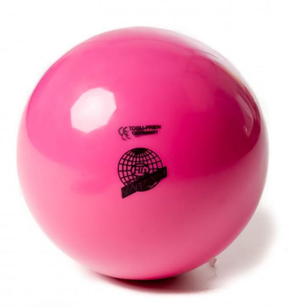 TOGU Gymnastikball FIG Best Quality unlackiert - 19cm Ø