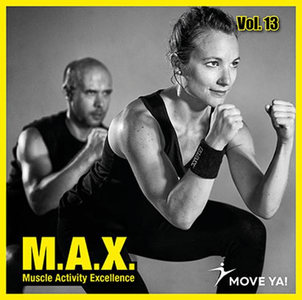 M.A.X. Vol.13