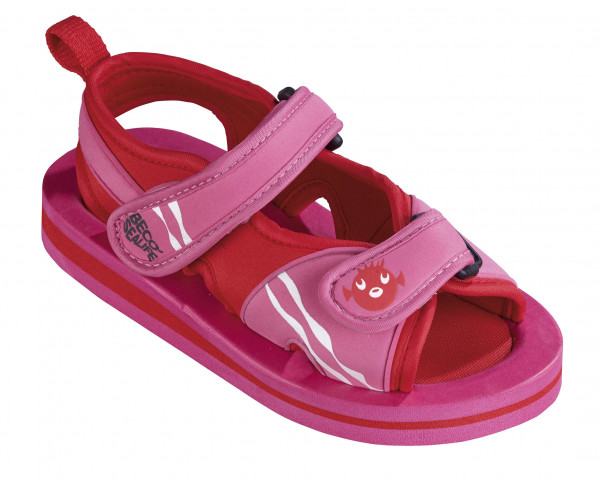 Beco Sealife Sandale - Pinky