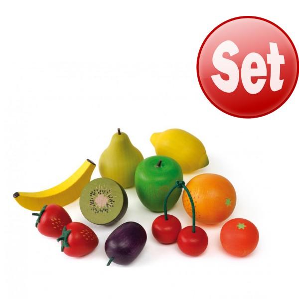 Erzi Logopädiesortierung Obst