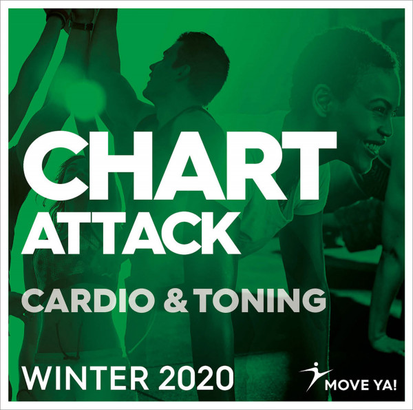 Chart Attack Winter 2020 Cardio und Toning