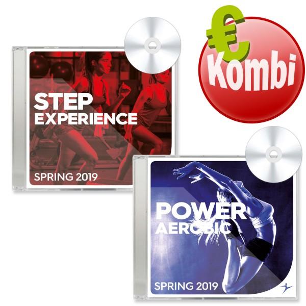 Step Experience & Power Aerobic Kombi Spring 2019
