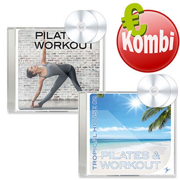 Pilates & Workout Tropical House #2 + Pilates & Workout Chart Hits #3