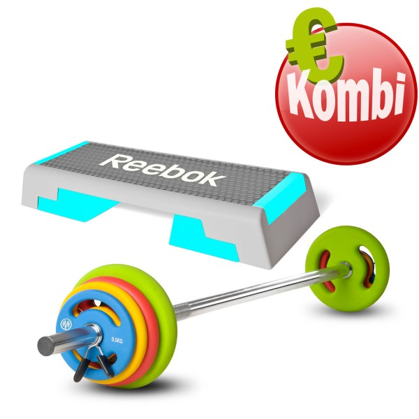 REEBOK Step Trend mit OLIVER Prime Pump