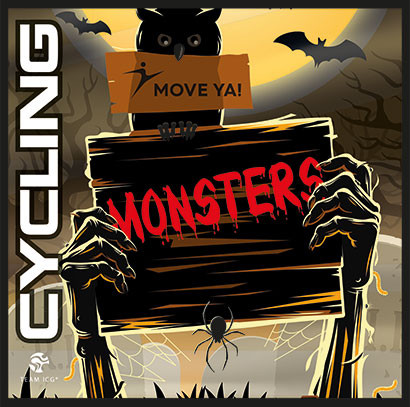 CYCLING - Monsters