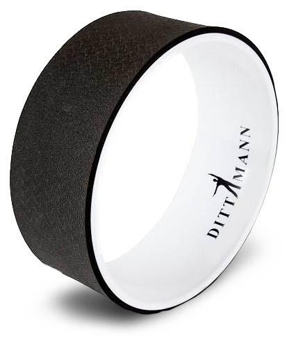 DITTMANN Yoga-Rad, 33 cm Ø