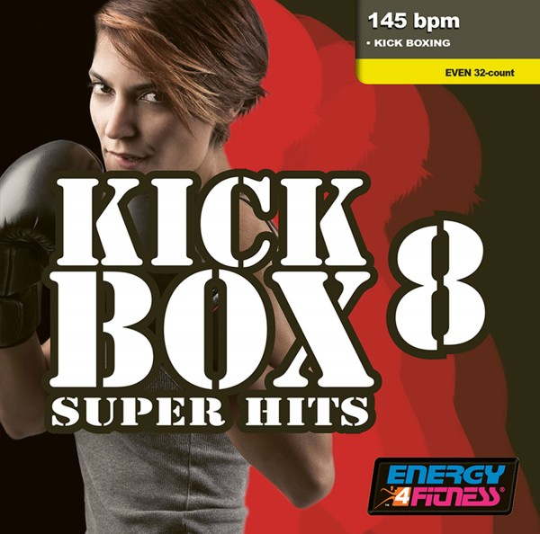 Kick Box Super Hits 8