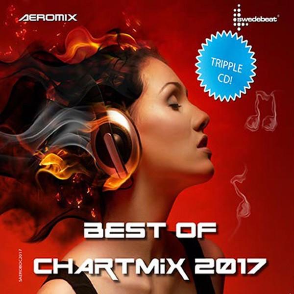 Best of Chartmix 2017 (3 CDs)
