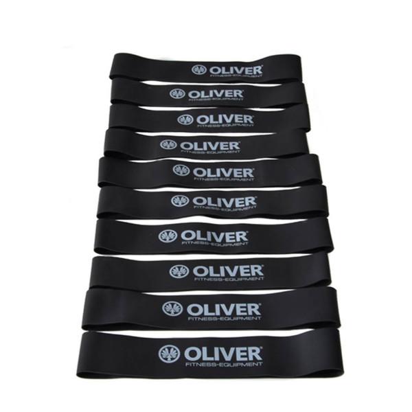 OLIVER Rubber-O schwarz/super stark - Sparpakete
