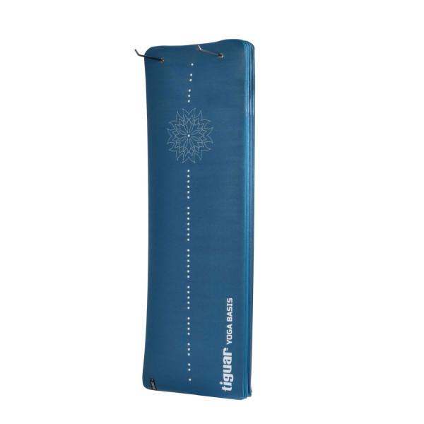 12x Tiguar Yogamatte mit Wandhalterung