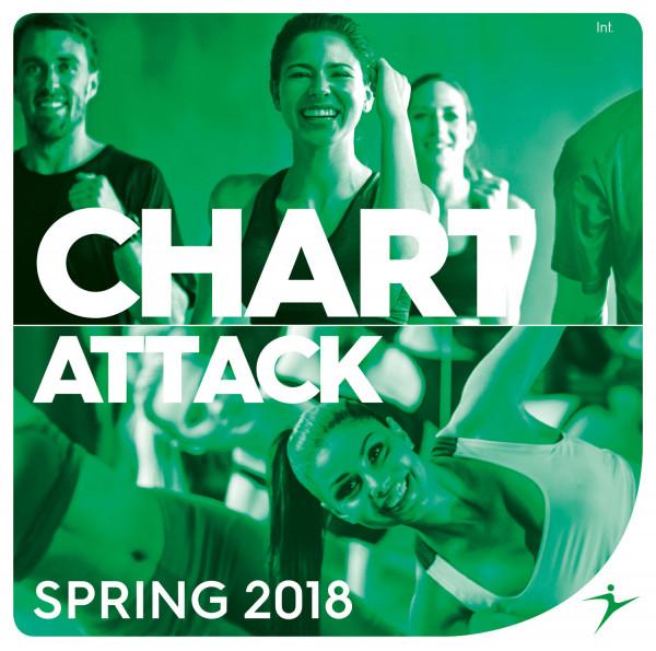 Chart Attack Spring 18 - International Step/Cardio und Toning