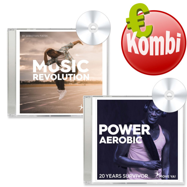 Power Aerobic 20 Years Survivor & Music Revolution by Sebastian Piatek