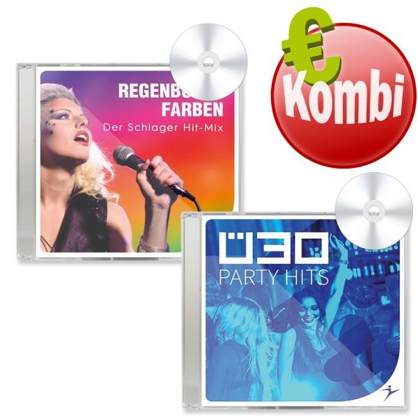 Regenbogen Farben - Der Schlager-Hit-Mix & Ü30 Party Hits