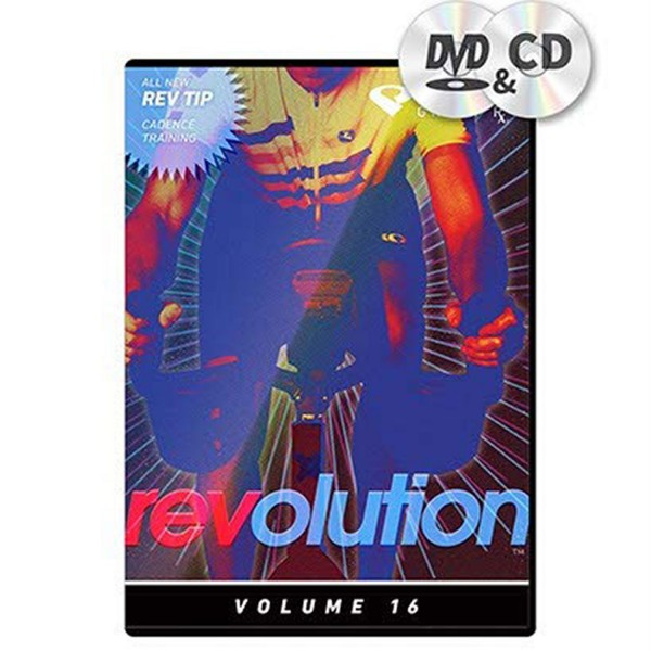 Group Rx - REVOLUTION Vol.16