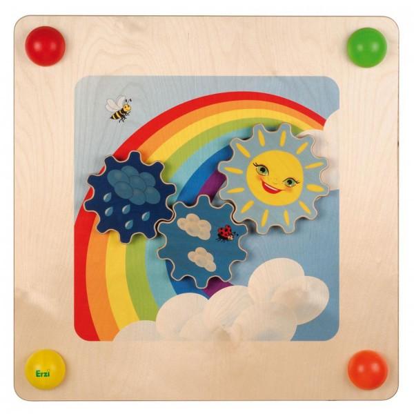 Erzi Babypfad Regenbogen